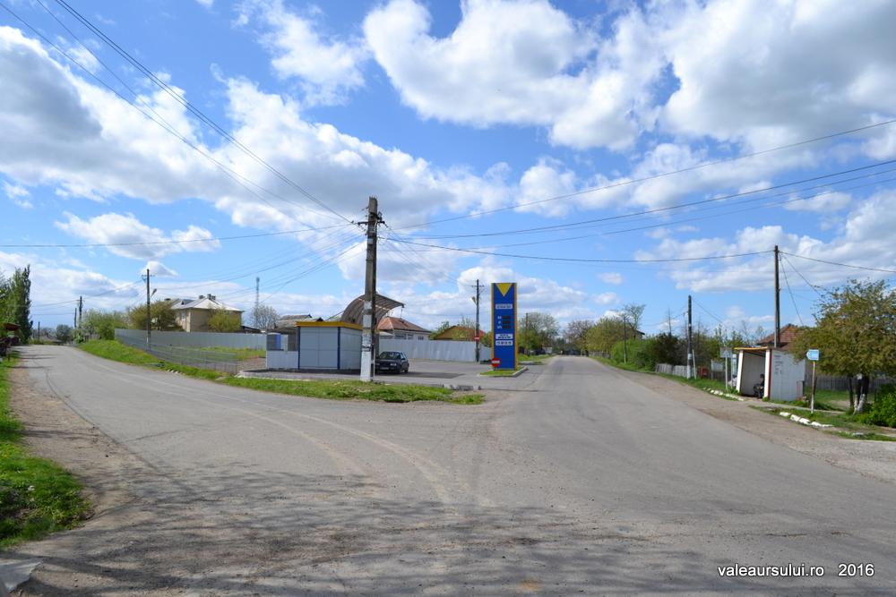 Centrul comunei